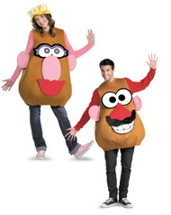 Mr or Ms Potato Head Unisex Adult Costume