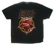 Slayer 2004 Tour Mens T-Shirt