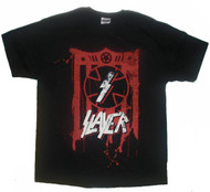 Slayer Iron Cross Mens T-Shirt
