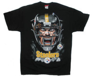 Pittsburgh Steelers Game Face Mens Tee Shirt