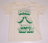 Local Celebrity Jesus Loves This Kid Kids Tee Shirt