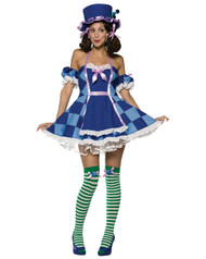 Womens Strawberry Shortcake Bluberry Muffin Costume