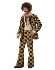 Disco Sleazeball Mens Costume