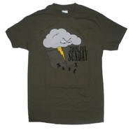 Taking Back Sunday Cloud Mens T-Shirt