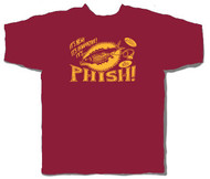 PHISH POLLOCK UNPLUGGED MENS TEE SHIRT