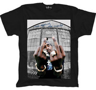 Tupac Me Against The World Mens Tee Shirt