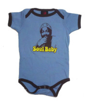 Marvin Gaye Soul Baby Infant One Piece