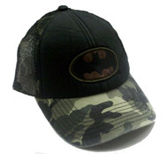 Batman Camo Mesh Hat