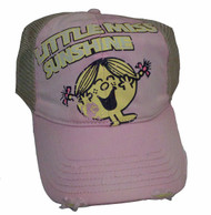 Little Miss Sunshine Mesh Hat