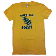 Bowser Who's The Boss T-Shirt