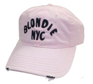 Blondie NYC Pink Hat