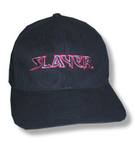Slayer 3D Logo Cap