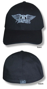 Aerosmith Wings Logo Fitted Cap