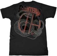 Pantera Ghost Mens T-Shirt