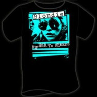 Blondie Rip Her to Shreds Mens T-Shirt
