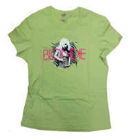 Blondie Debbie Harry Juniors T-Shirt