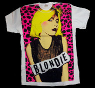 Blondie Big Picture Mens T-Shirt