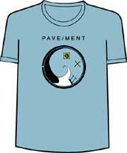 Pavement Diagram Mens Tee Shirt