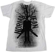 Norma Jean Chainsaw Mens Tee Shirt