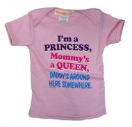 I'm a Princess Infant T-Shirt