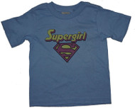 Im A Supergirl Toddler Tee Shirt