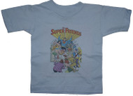 The Super Friends Toddler Tee Shirt