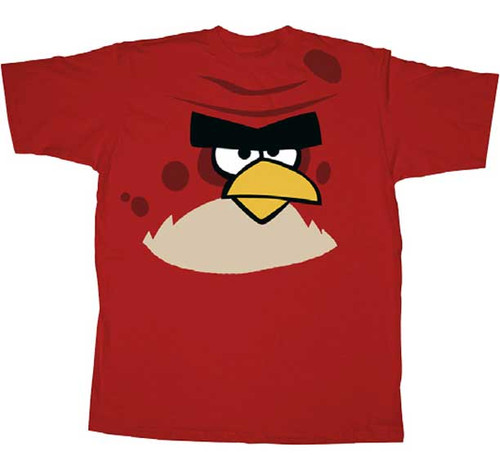 Angry Birds Big Brother Mens Tee Shirt