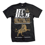 Between The Buried and Me Lions and Kings Mens Tee Shirt