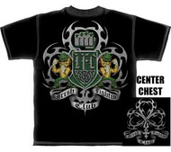 Irish Fighting Club Mens Tee Shirt