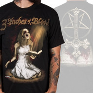 Three Inches of Blood Preachers Daughter Tee Shirt