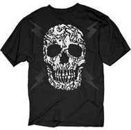 NATURE OF THE BEAST SKULL MENS TEE SHIRT