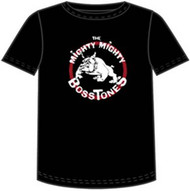 Mighty Mighty Bosstones Bulldog Circle Mens Tee Shirt