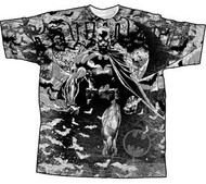 Batman Cave Dweller Mens Tee Shirt