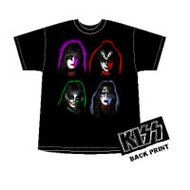 Kiss Solos Mens T Shirt