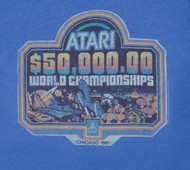 Junk Food Mens Atari World Championships T Shirt