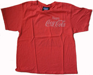 Coca Cola Womens Weekend Tee Shirt by Junk Food Clothing