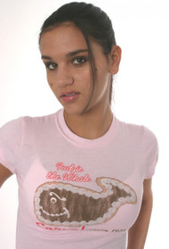 Carvel Fudgie The Whale Retro Juniors Tee Shirt