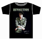 John Lennon Revolution Mens Tee Shirt