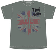The Who Faded Union Mens Tee Shirt
