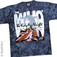 The Who The Kids Are Alright Mens Tee Shirt