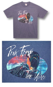 Pink Floyd Vintage Marching Hammers Mens T Shirt