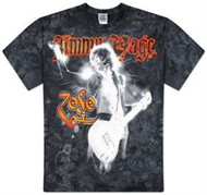 Jimmy Page Zoso Mens Tee Shirt