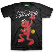 Sesame Street Elmo So Much Swagger Mens T Shirt