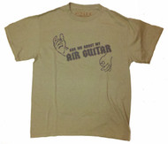 Ask Me About My Air Guitar Mens TShirt