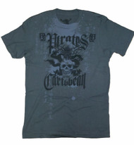 Pirates of the Caribbean Skull Mens TShirt