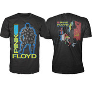Pink Floyd 1989 Tour Mens Tee Shirt