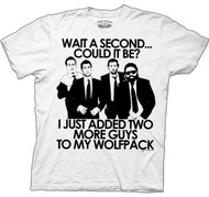 The Hangover Wait a Second Mens Tee Shirt