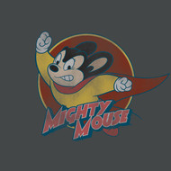 Mighty Mouse Mighty Circle Boys Tee Shirt