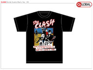 The Clash Bonds Casino Mens Tee Shirt