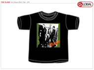 The Clash First Album Toddler Tee Shirt